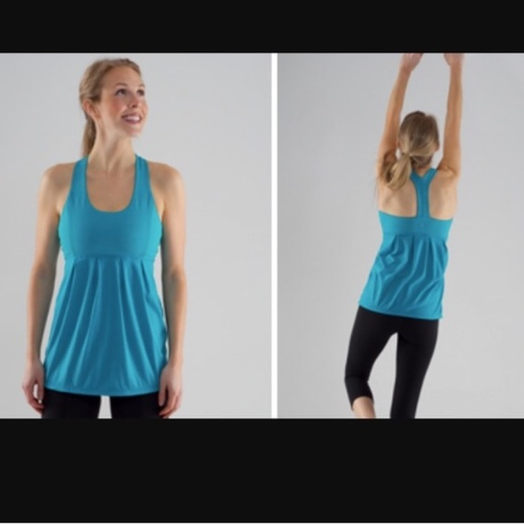 lululemon athletica Tops - Lululemon Power Dance Tank